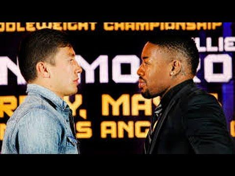 Gennady Golovkin vs Willie Monroe Jr. Prediction Review HBO Championship Fight GGG vs Monroe