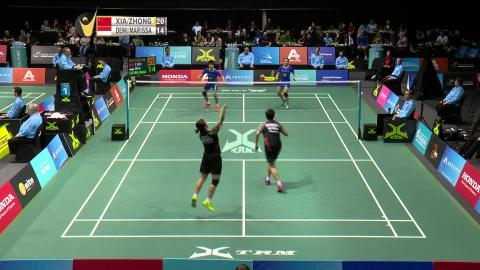 SKYCITY New Zealand Open 2015 | Semifinals Highlights