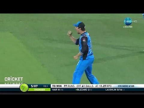 Adelaide Strikers v Sydney Thunder, BBL|07
