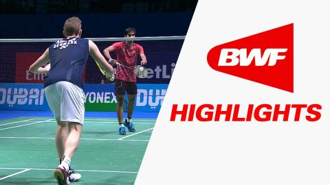 Dubai World Superseries Finals 2015 | Badminton Day 2 – Highlights