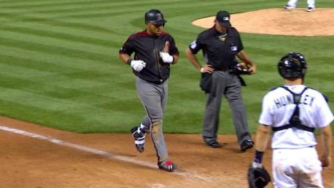 ARI@COL: Tomas homers twice, drives in four runs