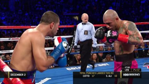 HBO Boxing's Best 2017: Cotto vs. Ali