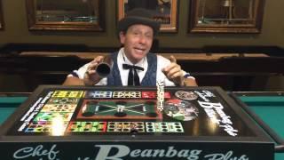 Dice Stacking Master Beanbag Billiards
