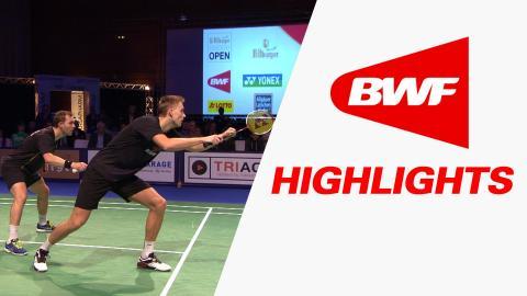 Bitburger Badminton Open 2015 | Badminton F – Highlights