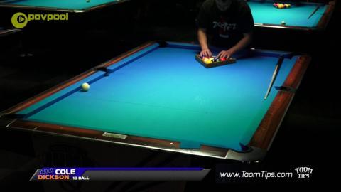 #9 • Edgie GERONIMO vs Rylan HARTNETT • 2016 Cole Dickson 10 Ball