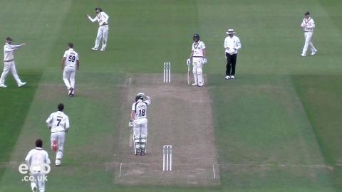 Gubbins and Robson give Middlesex solid start - Day 1