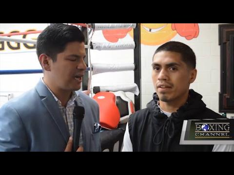 RAY FLORES INTERVIEWS EDDIE RAMIREZ