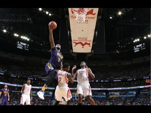 DeMarcus Cousins Scores 27 Points in His Pelicans Debut! | 02.23.17