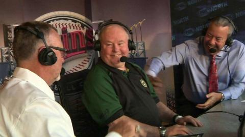 TOR@MIN: Boudreau discusses joining Minnesota Wild