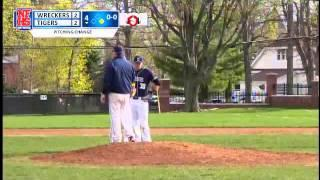 FCIAC Baseball: Staples Vs. RFD At Ridgefield. Friday, May 1, 2015