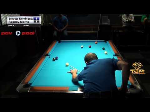 R. Morris vs E. Dominguez - #3 - 2015 Cole Dickson