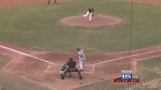 IPFW Loses At North Dakota State 6-4 In College Baseball On 5/1/15 - Video Courtesy: KVLY-TV.