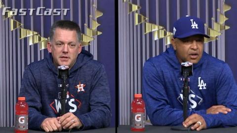 10/26/17 MLB.com FastCast: Houston hosts World Series