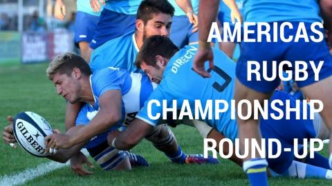 Americas Rugby Championship Roundup