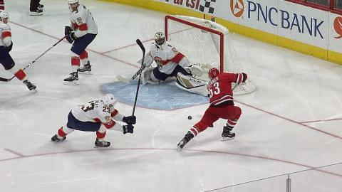 11/07/17 Condensed Game: Panthers @ Hurricanes