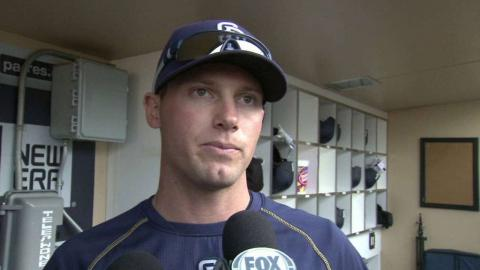 COL@SD: Erlin discusses decision to get Tommy John