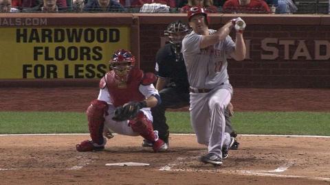 Scott Rolen's final career home run