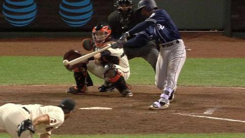 SD@SF: Osich fans Weeks with tying run on third