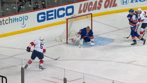 Jaroslav Halak's incredible pair of saves