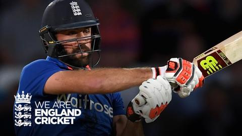 Liam Plunkett on THAT big six to tie the game against Sri Lanka
