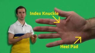 How To Find A Tennis Grip (in High Definition)