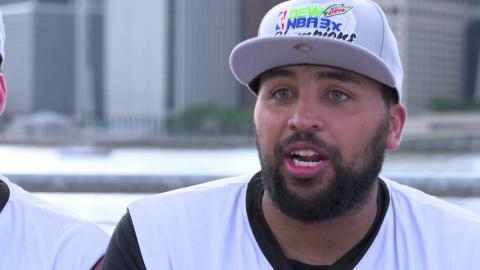 Dew NBA 3X New York: Men's My Journey