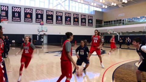 USA WNT Training Camp Day 2 Highlights
