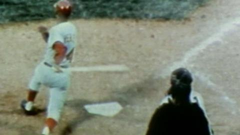 1967 ASG: Tony Perez hits go-ahead home run in 15th