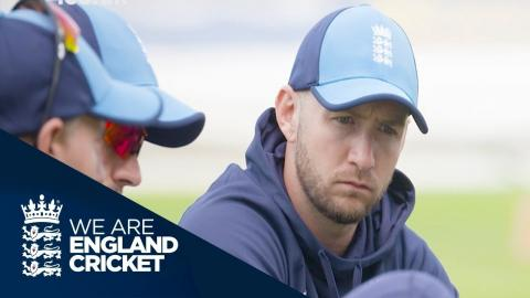 I Never Gave Up: Mark Stoneman On Being The New Man In At 30 - England v West Indies First Test 2017