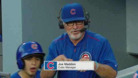CHC@LAD: Maddon on the road trip, Arrieta and Bryant