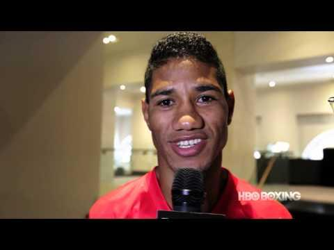 HBO Boxing News: Miguel Marriaga Interview