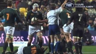 RUGBY HQ - TOP 5 'TOUGH-NUTS' OF ALL-TIME