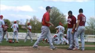 OVAC Baseball CHAMPS Toronto Red Knights 2015 In Steubenville, Ohio