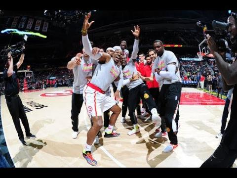 Atlanta Hawks' Top 10 Plays of the 2016-2017 NBA Season