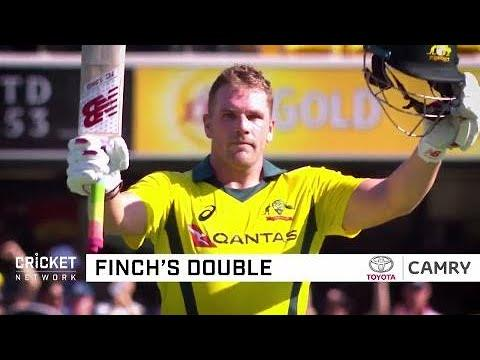 Biggest moments from the second ODI