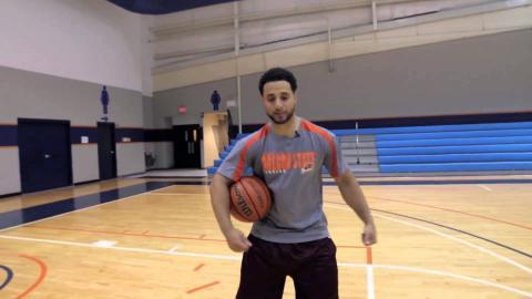 Basketball ADVANCED Ball Handling Drill!