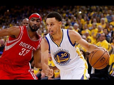 Steph Curry Leads Golden State to Game 1 Victory