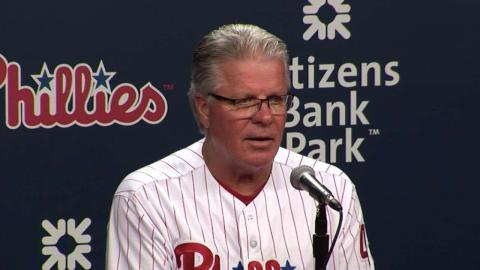 COL@PHI: Mackanin not surprised by Howard's output