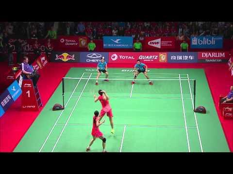 TOTAL BWF World Championships 2015 | Badminton Day 6 SF – Highlights 1