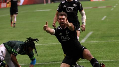 HIGHLIGHTS: All Blacks Sevens win inaugural Canada Sevens in STYLE