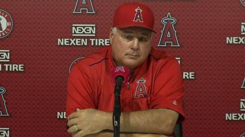 OAK@LAA: Scioscia on Pujols' walk-off homer