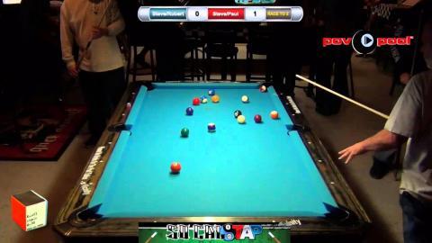 #8 = Scotch 8-Ball - Steve/Robert vs Steve/Paul - SoCal TAP 2015