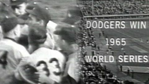 Must C Classic: Koufax ends '65 World Series
