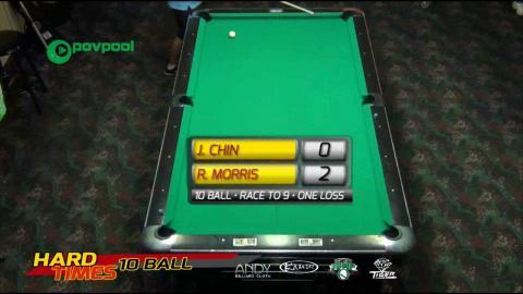 #9 - Rodney MORRIS vs Joey CHIN • 2016 Hard Times 10-Ball