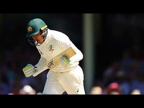 Khawaja's brilliant maiden Ashes century reaches 171
