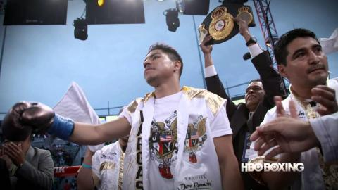 Hey Harold!: Ali vs. Vargas (HBO Boxing)