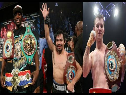 Manny Pacquiao Hate & Double Standards ! Jeff Horn Crawford Spence Ward Golovkin & Kovalev