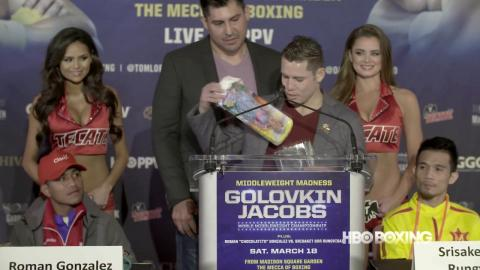 HBO Boxing News: Carlos Cuadras Interview (HBO Boxing)