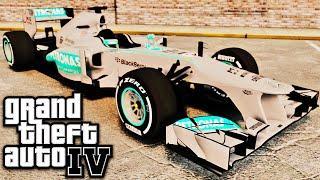 Formula 1 No GTA 4