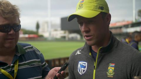 De Villiers geared up for pink ball challenge